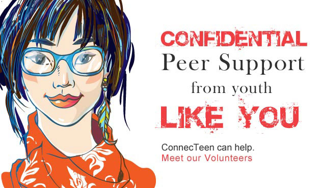 talk about your problems anonymously in calgary for teens